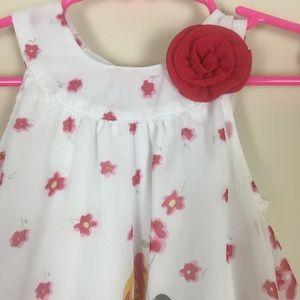 Blueberi Boulevard Dresses - Girls Sz 12 Months BlueBeri Blvd Dress